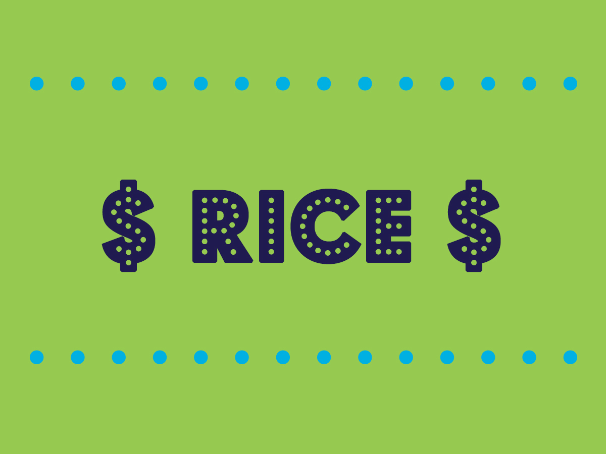 The Price Of Rice In Japan