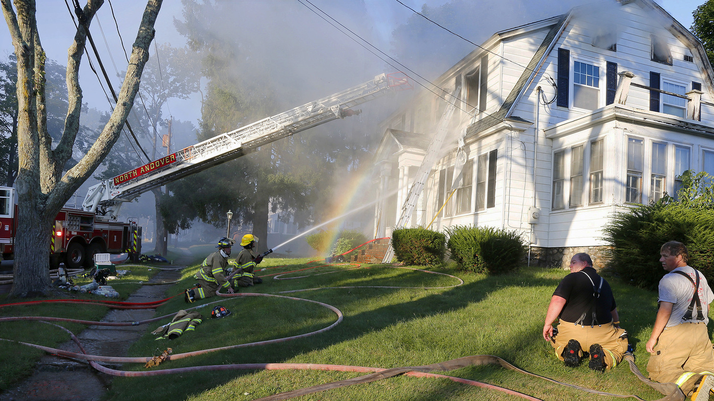 Multiple Explosions And House Fires Reported Across Three Massachusetts Towns