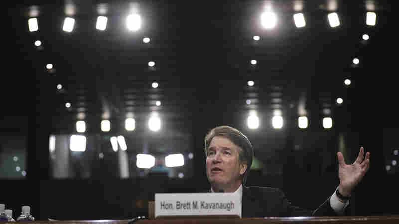 Democrats Refer Kavanaugh Allegations To FBI, Deepening Divide Over His Nomination