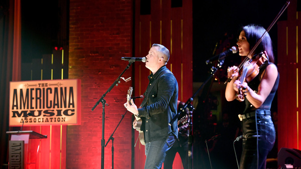 Jason Isbell Wins Big At The Americana Music Awards