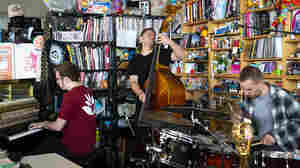 GoGo Penguin: Tiny Desk Concert