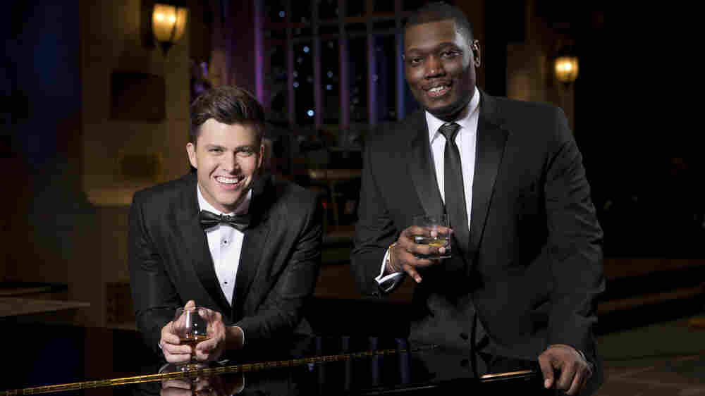 Michael Che And Colin Jost On 'SNL,' Hosting The Emmys And Hating Twitter
