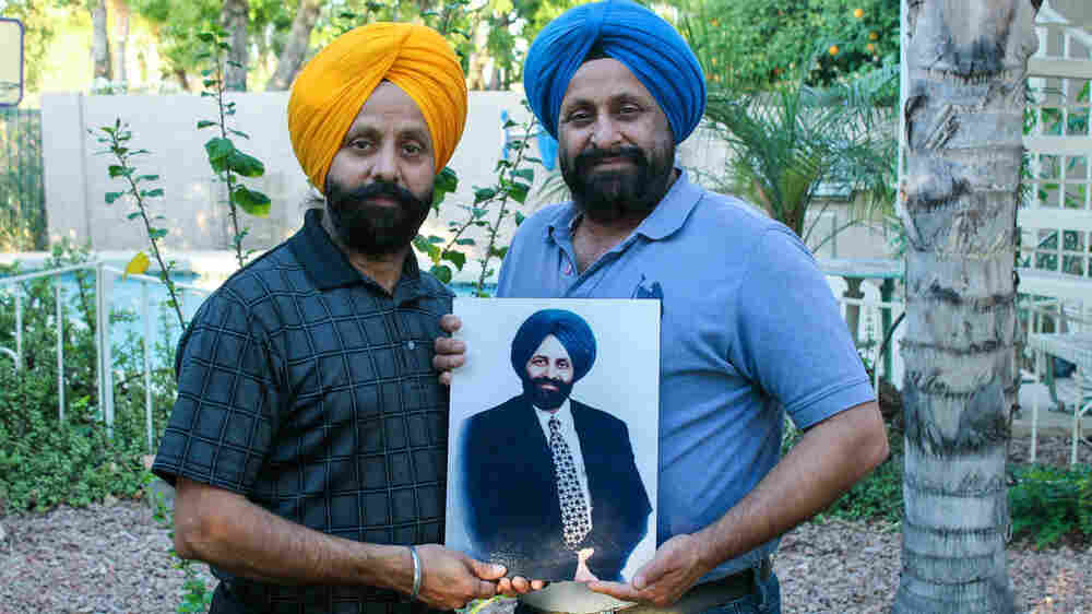 'People Saw Only A Turban And A Beard': Reflecting On A Post-Sept. 11 Death