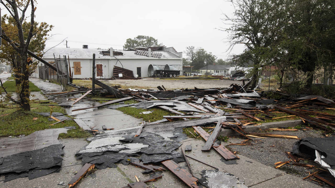 Tropical Storm Florence An Uninvited Brute Brings Floods And At Enlarged Version Electricity Usually Comes To Our Homes From The Power Least 5 Deaths Npr