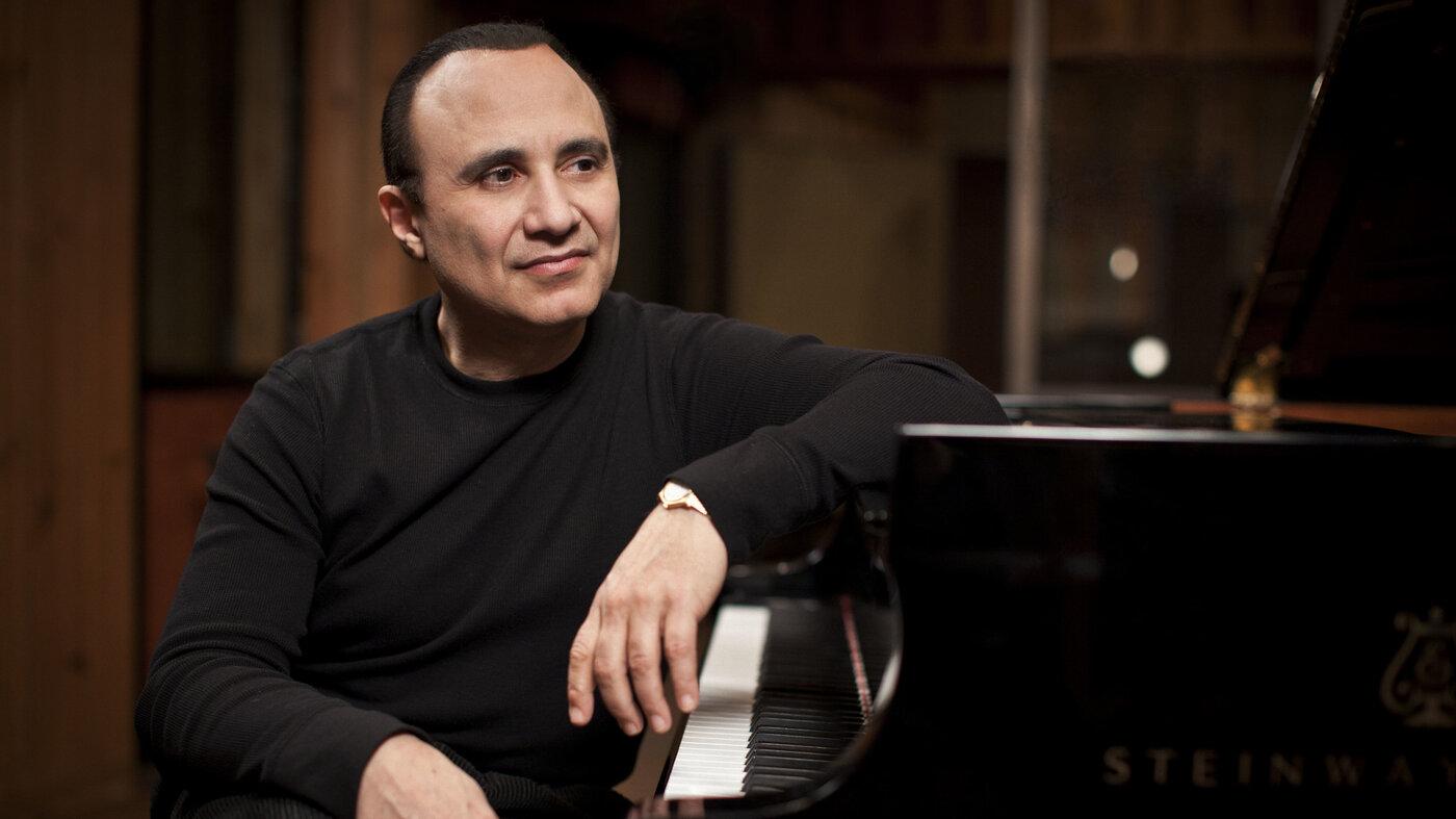 Michel Camilo On Piano Jazz