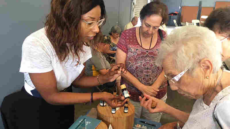 Ticket To Ride: Pot Sellers Put Seniors On The Canna-Bus