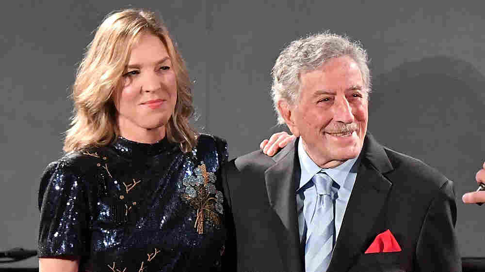 Tony Bennett And Diana Krall On Reincarnating Gershwin Classics: 'It Never Goes Out Of Style'