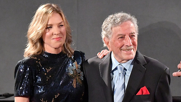 Tony Bennett and Diana Krall share their love of George and Ira Gershwin with the new album, Love Is Here to Stay.