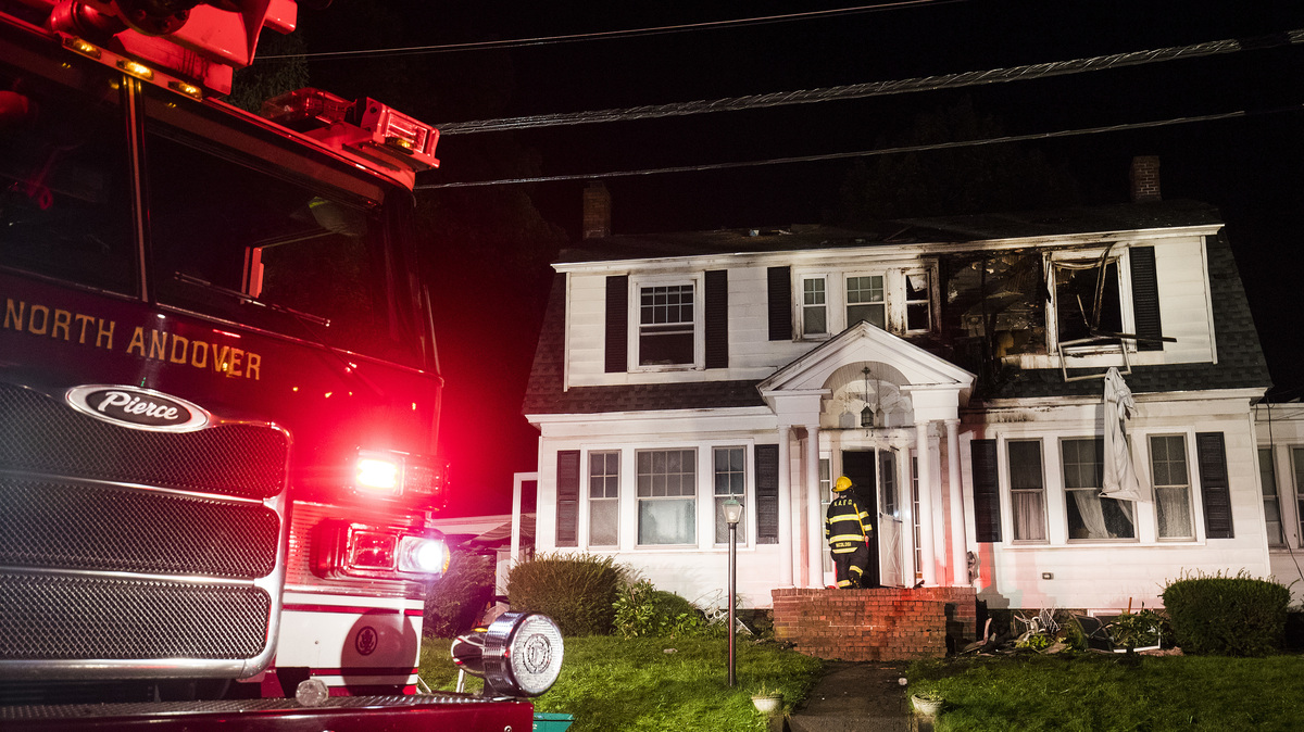 Thousands Fled Homes After Apparent Gas Explosions, Fires ...