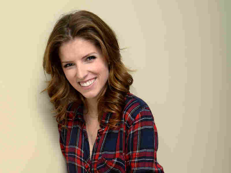 Actress Anna Kendrick poses for a portrait during the 2014 Sundance Film Festival in Park City, Utah.