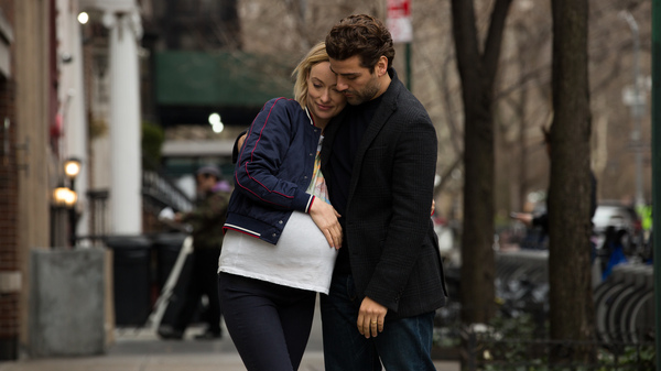 This Is They: Abby (Olivia Wilde) and Will (Oscar Isaac) get caught up in Life Itself.