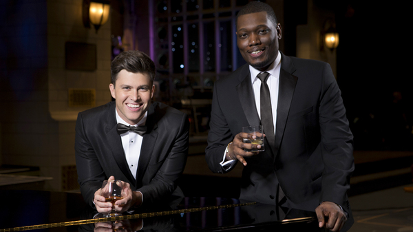 Fresh Air Weekend: Michael Che And Colin Jost Of 'SNL'; Chef José Andrés