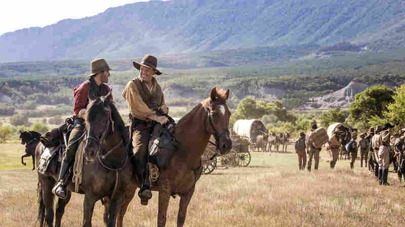 The Tough Wild West — Now With Feelings — In 'The Sisters Brothers'