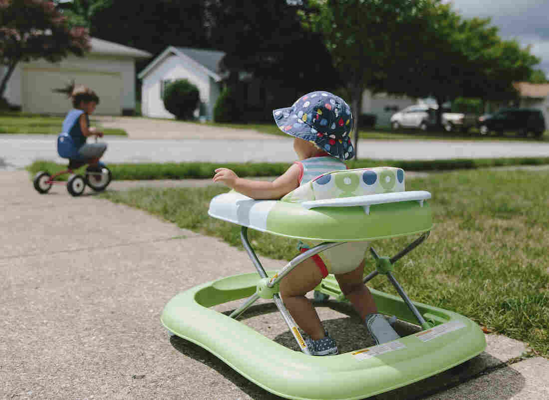 Doctors seek ban on infant walkers as study reports thousands of injuries
