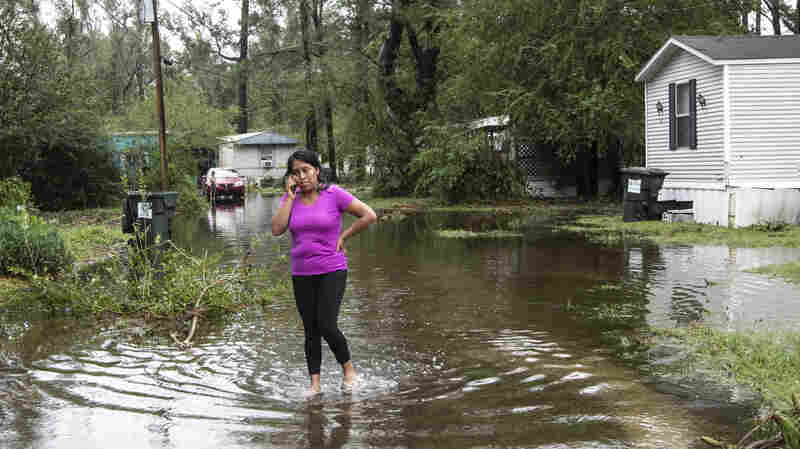 At Least 14 Dead In Carolinas And 'The Worst Flooding Is Yet To Come' In Some Areas