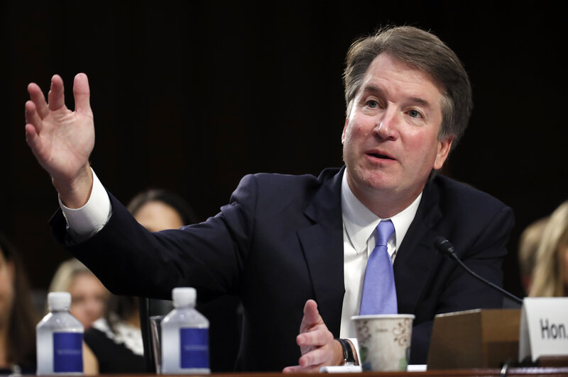 2fd185aa268 Brett Kavanaugh s Accuser  What We Know About Christine Blasey Ford ...