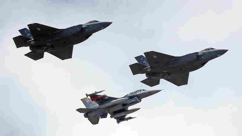 Air Force Seeks Huge Increase In Planes, Personnel