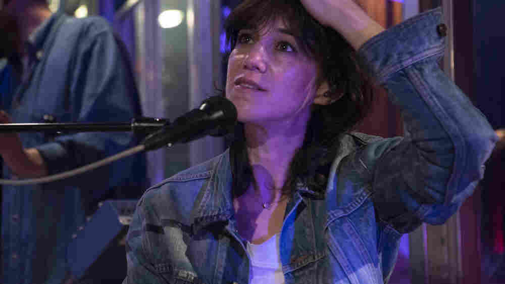 Watch Charlotte Gainsbourg Perform 'Sylvia Says' Live In The Studio