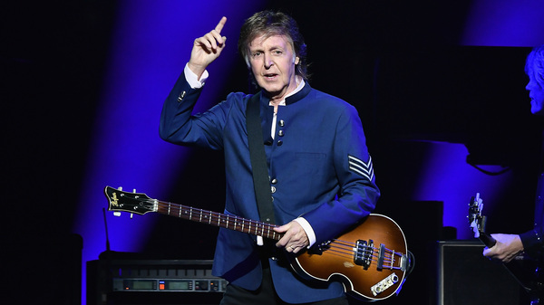 Paul McCartney Scores First U.S. No. 1 Debut Ever With  Egypt Station