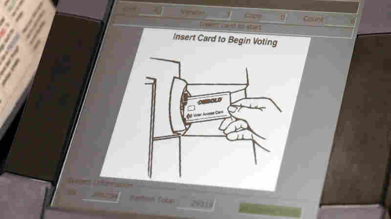 Georgia Will Use Electronic Voting Machines This Fall As Paper Ballot Case Falters