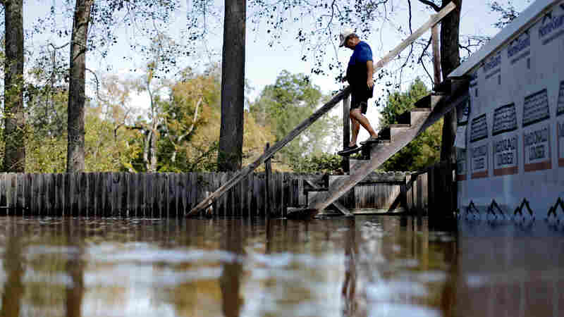 Experts Warn Some Coastal Residents Should Consider Rebuilding Inland