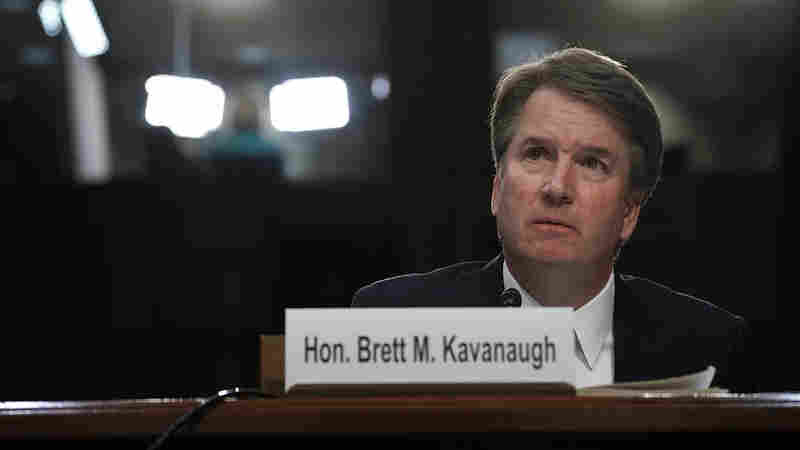 Republicans Reject Kavanaugh Accuser's Request To Delay Hearing For FBI Investigation
