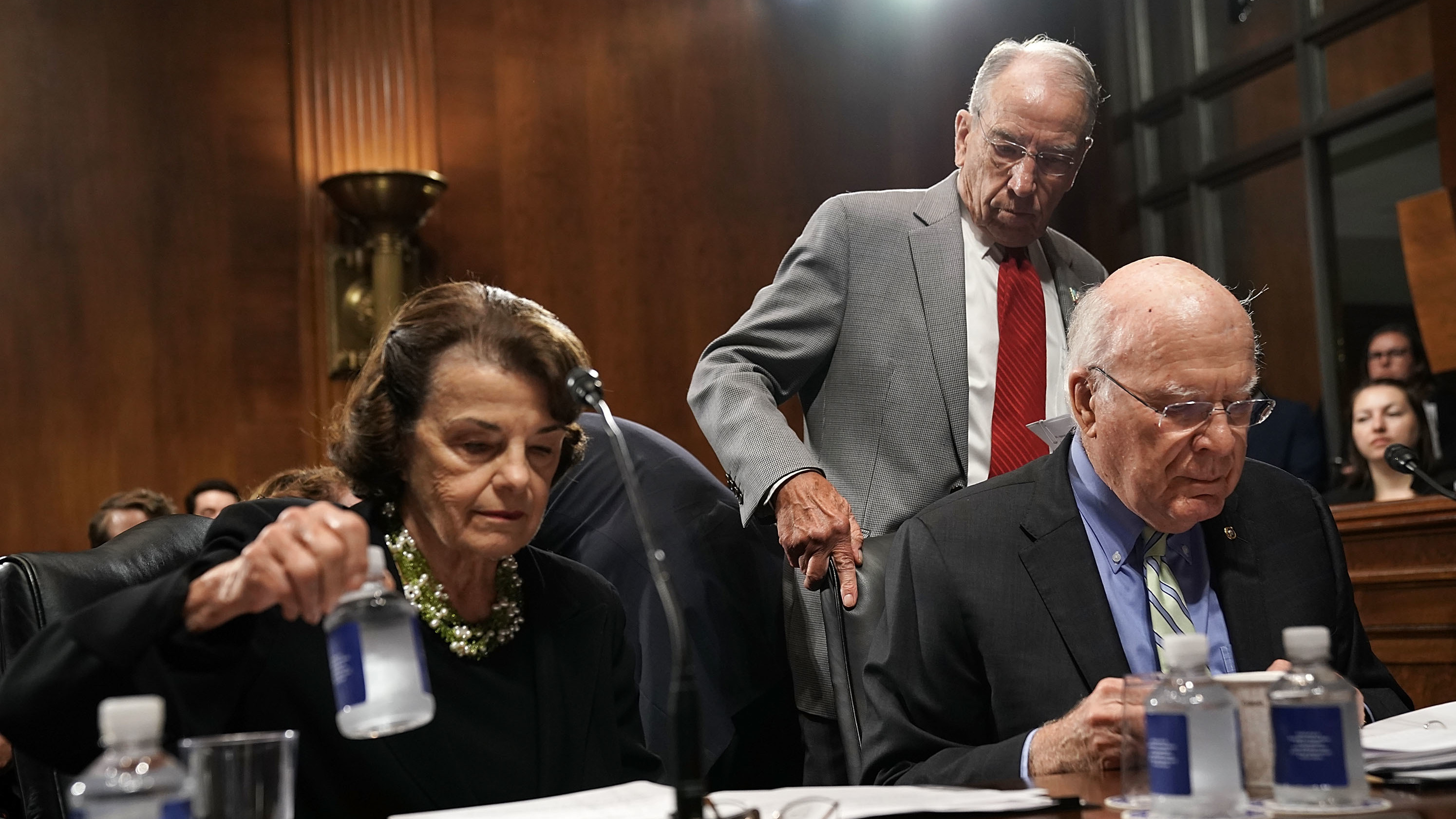 npr.org - Tamara Keith - Democrats Want FBI To Investigate Kavanaugh Allegations. It Likely Won't
