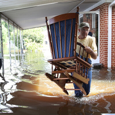 How Has Tropical Storm Florence Affected You?
