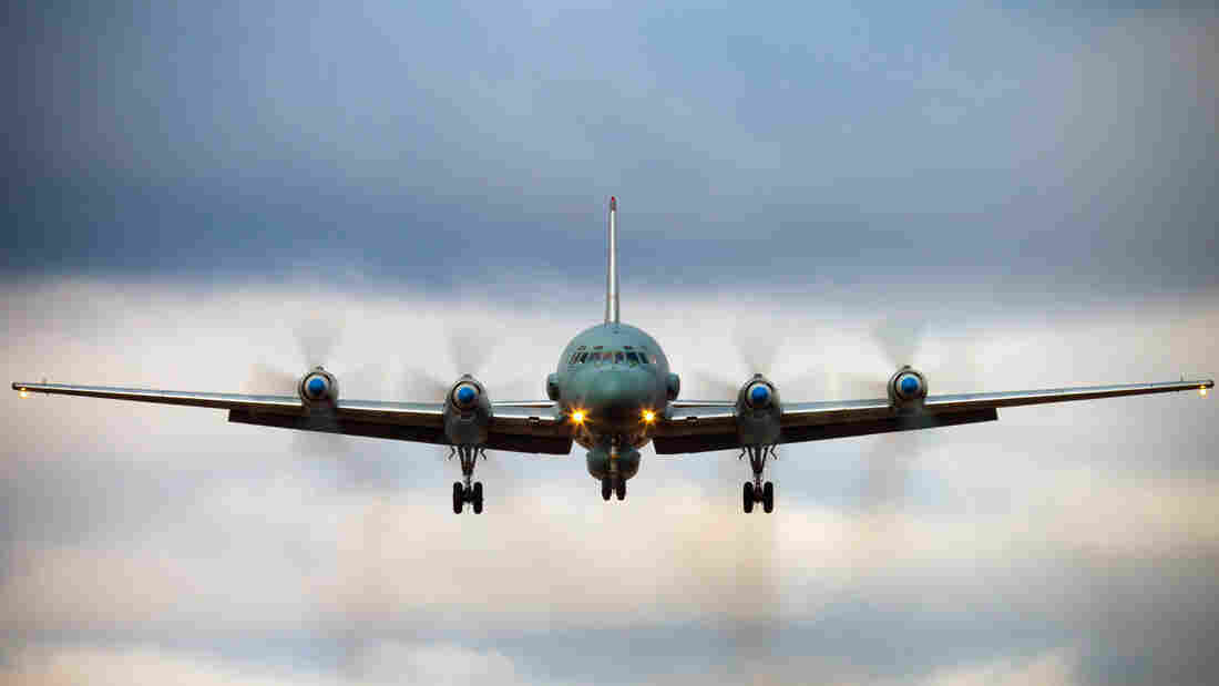 Russia: Ilyushin Il-20 Disappeared in Israeli F-16 Attack on Latakia