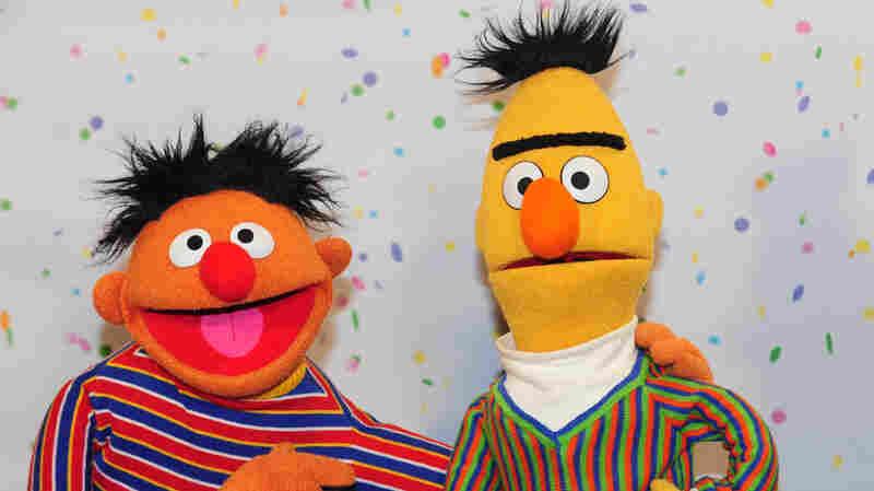 Former Writer Saw Bert And Ernie As 'Loving Couple,' Sesame Workshop Disagrees