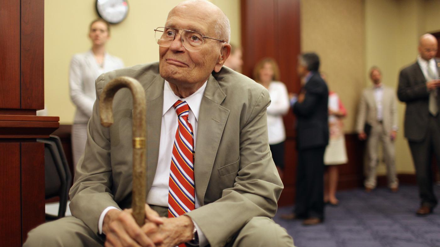QnA VBage Former Rep. John Dingell, Longest-Serving Member Of Congress, Dies At 92