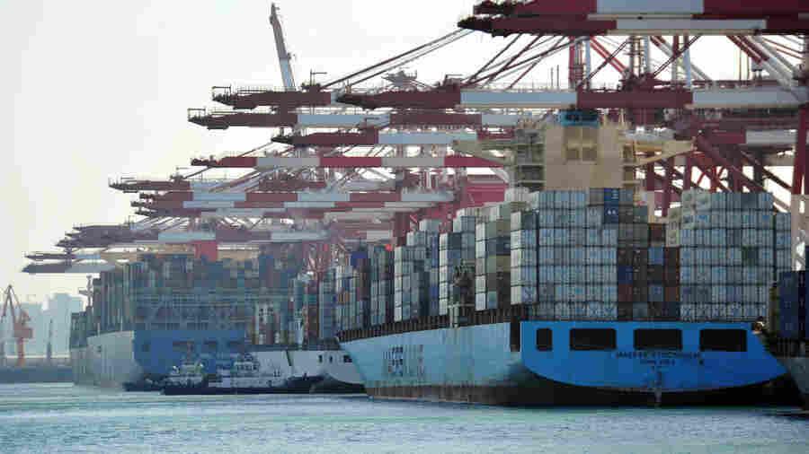 China Sets Tariffs On $60 Billion In U.S. Goods, Retaliating Against U.S. Duties