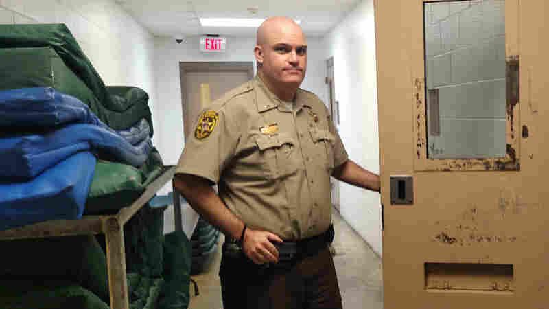 County Jails Struggle To Treat Mentally Ill Inmates