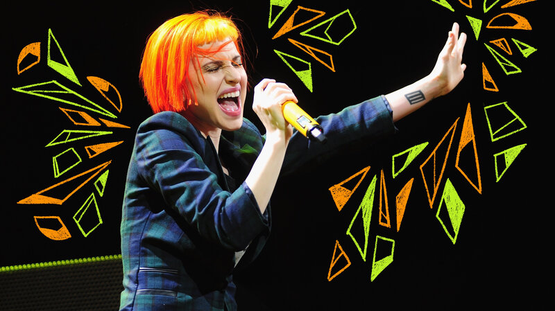 Hayley Williams Is The 21st Century's Pop-Punk Prophet : NPR