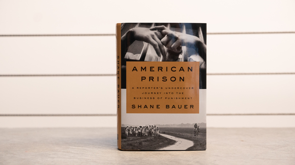 Investigative Journalist Aims To Expose Ills Of Privately Run Prisons