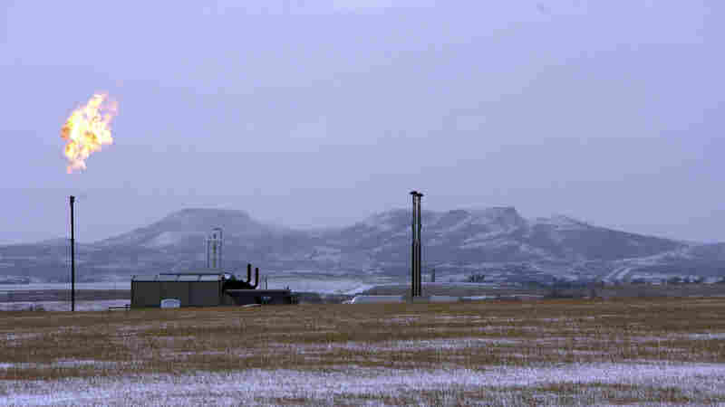 Trump Administration Eases Regulation Of Methane Leaks On Public Lands