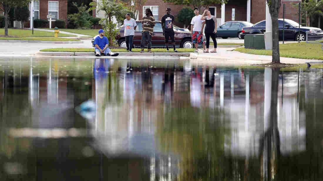 Flooding on tap for South Carolina, a week after Florence