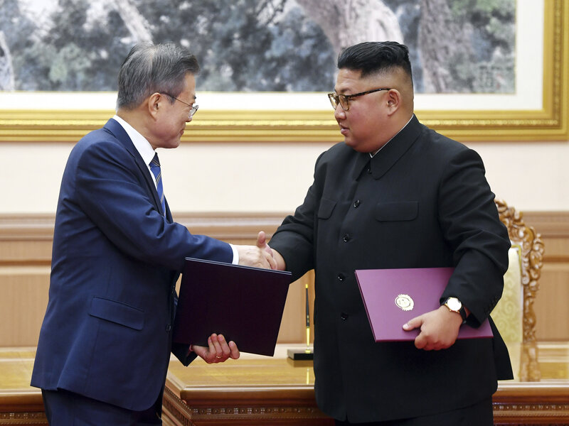North Koreas Kim Jong Un Says He Will Visit Seoul