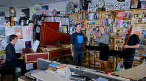 Anthony Roth Costanzo: Tiny Desk Concert
