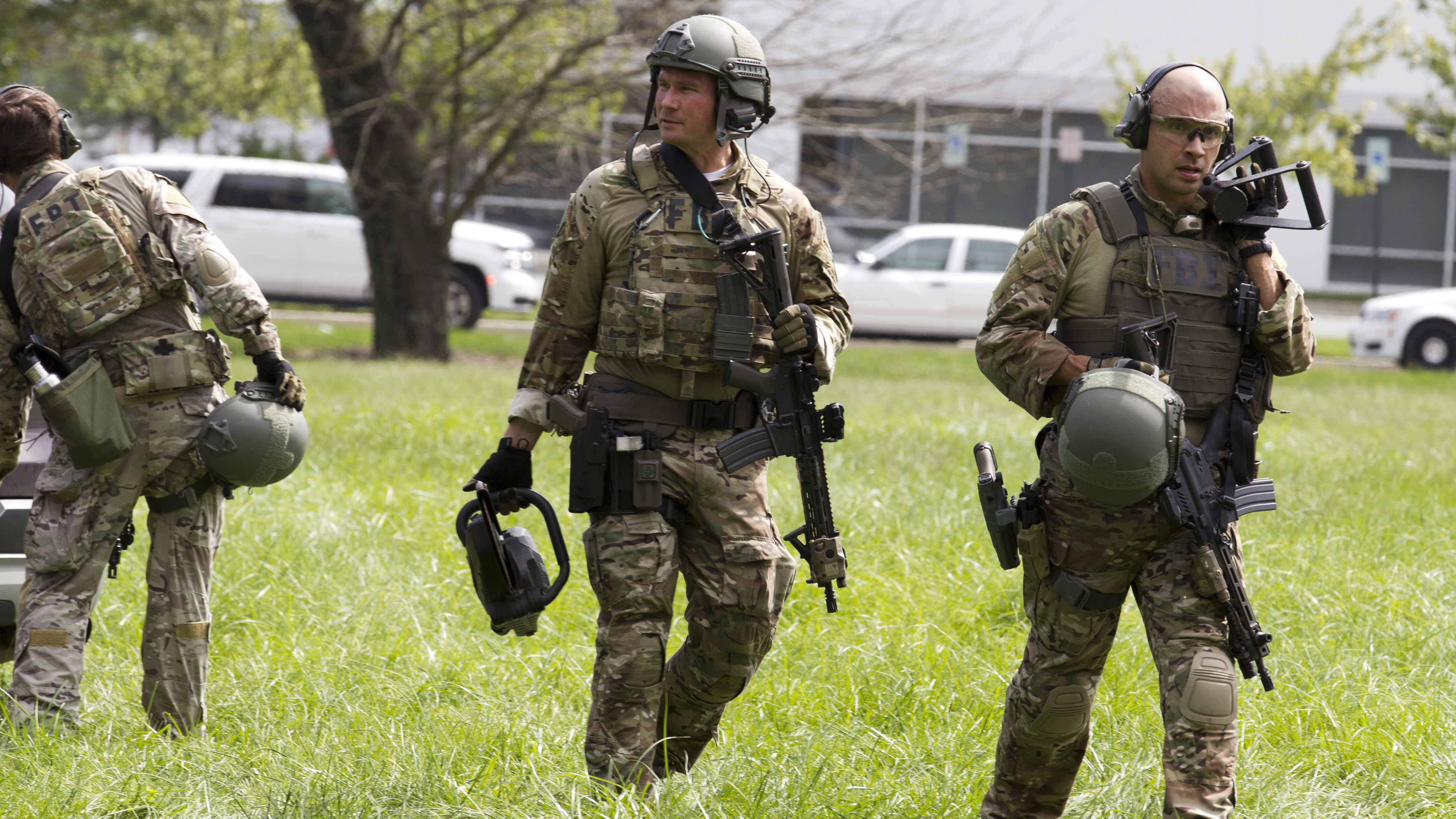 Multiple People Killed And Wounded In Maryland Shooting