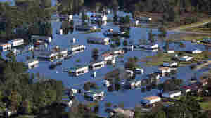 Florence Blamed For 4 More Deaths As 'Unheard Of Amounts Of Water' Keep Flowing