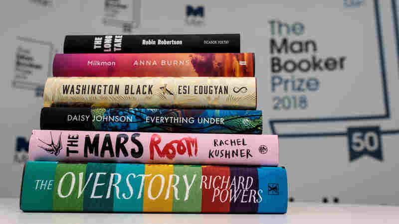 From 'Everything Under' To 'Overstory': The 2018 Man Booker Prize Shortlist