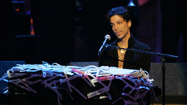 Prince's first posthumous album, Piano & A Microphone 1983, is out now.
