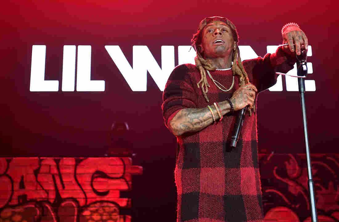 The Five Lives Of Lil Waynes Tha Carter V Npr Rodeo Bundling 3 Maroon M