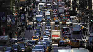Stuck In Traffic? You're Not Alone. New Data Show American Commute Times Are Longer