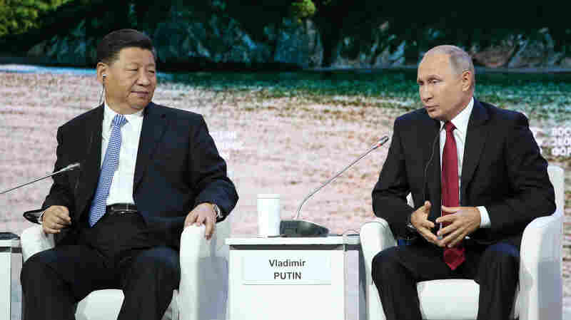 China Fires Back Against U.S. Sanctions For Purchases Of Russian Weapons
