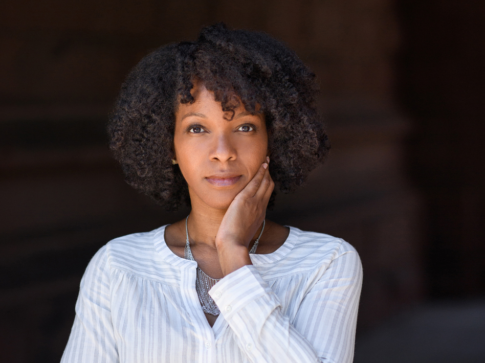 Imani Perry, author of <em>Looking for Lorraine: The Radiant and Radical Life of Lorraine Hansberry</em> (Sameer A. Khan)