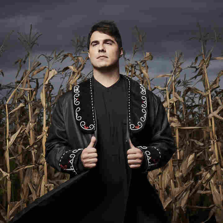 Jeremy Dutcher.