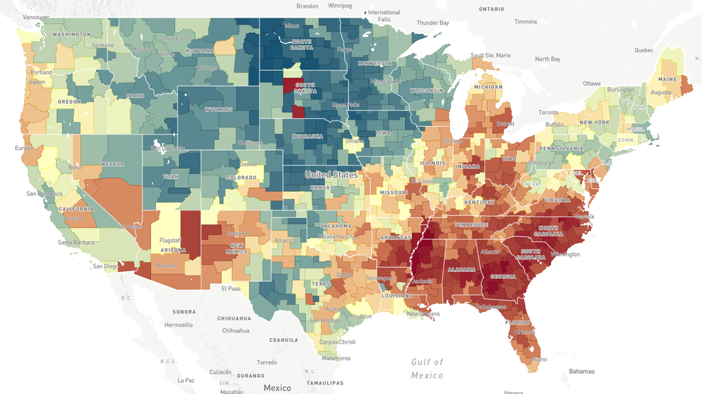 The American Dream Is Harder To Find In Some Neighborhoods