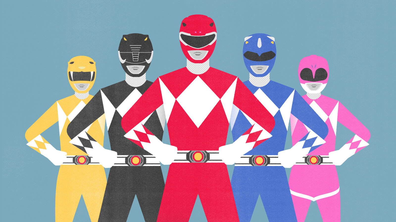 The mega-hit Mighty Morphin Power Rangers put Haim Saban on track to becoming a media titan.